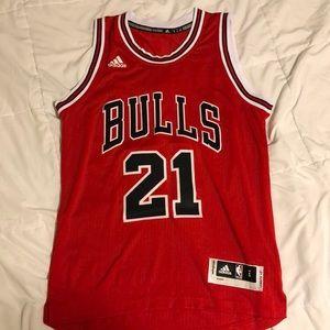 Chicago Bulls Jimmy Butler Swingman Jersey